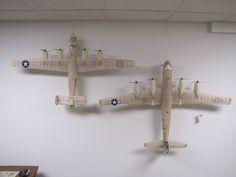 B-25, B29