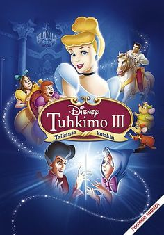 Today there are many sites available for free to watch Cinderella III: A Twist in Time movies or TV shows online, TV Shows & Movies is . Disney Dvd, Walt Disney Movies, Film Disney, Disney Pixar, Fairy Godmother Wand, Disneytoon Studios, Cinderella 3, Evil Stepmother, Walter Elias Disney