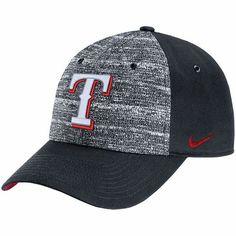 Texas Rangers Nike New Day H86 Adjustable Hat - Heathered Gray/Black - $29.99