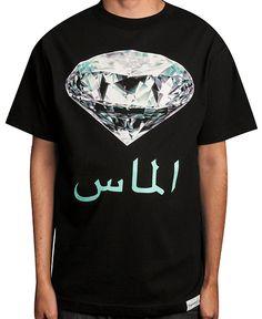 0f82767ea4b Diamond Supply Co. - My Country T-Shirt (Black)  34