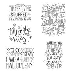 *Stampin' Up, by Amy Frillici, Gathering Inkspiration Stamp Studio, order products online at amysuzanne.stampinup.net, Mingle All the Way Clear-mount Stamp Set - by Stampin' Up!