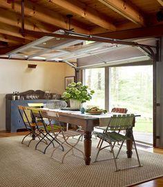 Jill Neubauer Massachusetts Cabin - Rustic Decorating Ideas - Country Living