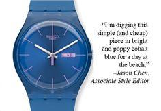 I love a stylish swatch...