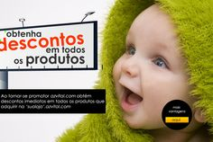 Loja online: Como Obter Descontos  azvital.com