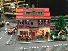 Lego bike shop  @ BRICK 2014