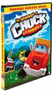 SavingSaidSimply.com: The Adventures of Chuck & Friends:Trucks Vs. Wild Review
