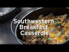 How to Make a Dutch-Oven Breakfast Casserole – Boys' Life magazine