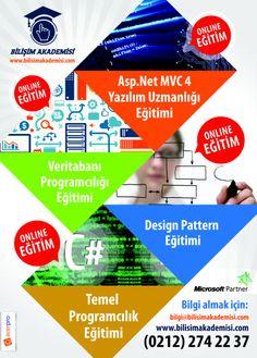Türkiye'de ilk kez MVC 4 Yazılım Uzmanlığı eğitimi canlı sanal sınıflarda başladı - Hanife Erciyas Çilingiroğlu