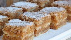 Sipana pita od jabuka ~ Recepti i Ideje Apple Pie Recipes, Fruit Recipes, Sweet Recipes, Cookie Recipes, Dessert Recipes, Bulgarian Desserts, Bulgarian Recipes, Bulgarian Food, Serbian Food