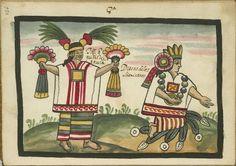 Tozi que quiere decir abuela. Diosas de los Mexicanos, Toci y Tonantzin