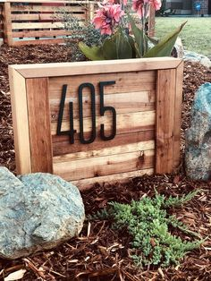 Your place to buy and sell all things handmade Outdoor Projects, Home Projects, Outdoor Decor, Porche Chalet, Front Yard Landscaping, Rustic Landscaping, Acreage Landscaping, Backyard Patio Designs, Landscaping Ideas