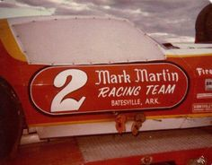 Mark Martin, Vintage Race Car, Racing Team, How To Run Faster, Nascar, Race Cars, The Past, Sports, Drag Race Cars