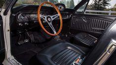 1965 SHELBY GT350 FASTBACK Shelby No. 411, Professional Restoration