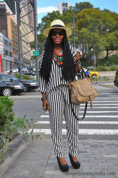 On the streets of New York_Street Style by Stela