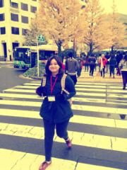 somewhere at Tokyo, Regards from wulan there