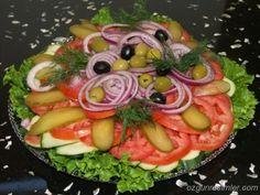 Güzel Salata Resimleri