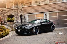 BMW F12 M6