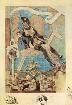 FÉLICIEN ROPS    Style: Symbolism  Lived: July 7, 1833 - August 23, 1898 (19th century)  Nationality:belgian