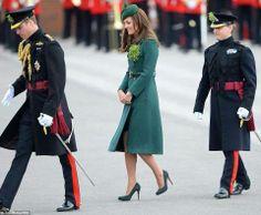 St. Patrick's Day Royal Procession
