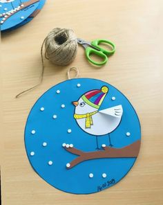 I have put together examples of artistic activities related to the . - I have put together examples of artistic activities related to the … - Preschool Christmas Activities, Kindergarten Art Projects, Winter Activities, Art Activities, Preschool Crafts, Children Activities, Bastelarbeit Winter, Winter Crafts For Toddlers, Art Classroom
