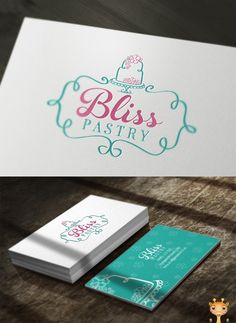 New logo wanted for Bliss Pastry | 99designs