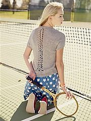 Ravelry: Love Braid Cardigan pattern by Melissa Wehrle