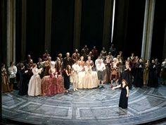 Hippolyte et Aricie - Oper Zürich 07.06.2019