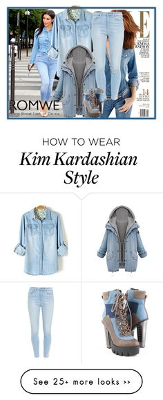 """Untitled #436"" by sanetdelport on Polyvore featuring Kerr® and Paige Denim"