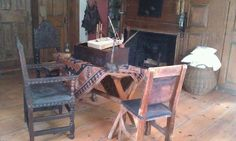 The Parlor Primitive Antiques, Parlour, Pilgrim, Primitives, 17th Century, Tudor, Great Rooms, Colonial, Passion