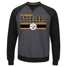 Pittsburgh Steelers Men's Activewear Sweatshirt