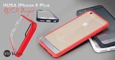 Husa Rock Bright prezinta frumusetea originala a iPhone-ului, designul fiind elegant si unic. Unic, Iphone 6, Rock, Design, Skirt, Locks, The Rock, Rock Music, Batu