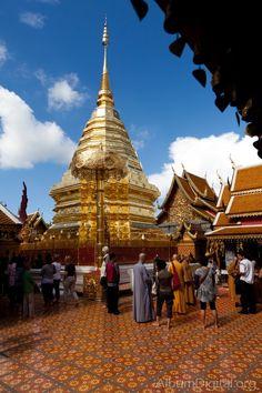 Pagoda en Tailandia - Thai