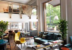 Chic luxury Athenaeum Hotel in London | PUFIK. Beautiful Interiors. Online Magazine