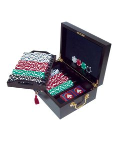 Mahogany Poker Chip Set Best Facebook, Free Facebook, Poker Chips Set, High Roller, Poker Games, Best Player, Games To Play, Decorative Boxes, Texas
