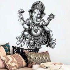 Adesivo de Parede Ganesh