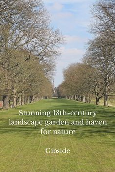 Stunning 18th-century landscape garden and haven for nature - Gibside is a brilliant place to explore with kids