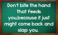 dont bite the hand that feeds you images - Sweetpacks Yahoo Image Search Results