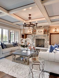 Stunning Living Room Designs