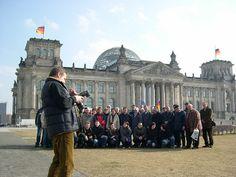 11. März 2004: 50 Mitarbeiter der Verwaltungsgemeinschaft Geismar-Ershausen sowie Mitglieder der CDU-Verbände Westerwald und Wendehausen