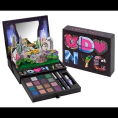 Urban Decay NYC Palette: Book of Shadows Vol. III DISCONTINUED! Urban Decay NYC palette - slightly used. Missing the primer and two mini eyeliners. Will include some deluxe samples for buyer. Urban Decay Makeup Eyeshadow