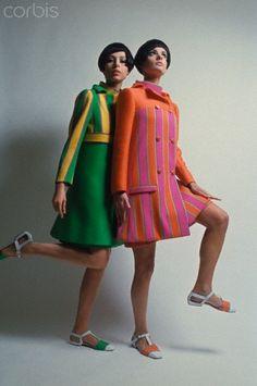 models in ungaro 1966