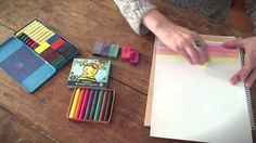 Stockmar vs. Filana Beeswax Crayons: A Video Comparison by Waldorf teacher Sarah Baldwin. http://blog.bellalunatoys.com/2015/filana-organic-beeswax-crayons.html