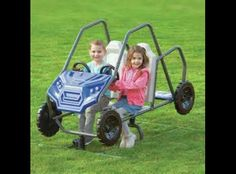 ATV 4x4 Teeter Totter Bouncer