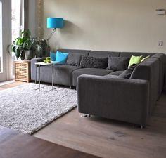 Leuke ideeen voor in huis on pinterest met van and tes - Woonkamer taupe ...