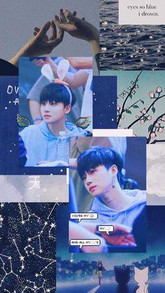 ikon | jinhwan ikon | ikon lockscreen | jinhwan lockscreen Kim Jinhwan, Hanbin, Ikon Member, Ikon Kpop, Aesthetic Lockscreens, Ikon Wallpaper, Tumblr Backgrounds, Boys Like, Backgrounds