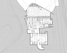 Innovative, Bioclimatic, European School Complex Second Prize Winning Proposal / Various Architects