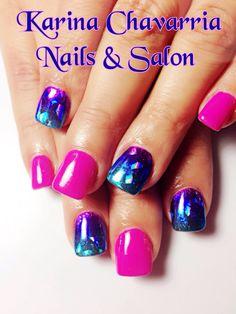 FOIL para tus uñas.. Tenemos gran variedad!! Citas 2167552 y Cel. 6621396784 y x Whatsapp......Hermosillo Sonora