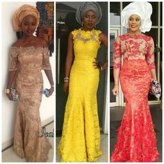 Classy, Trendy and Uber Fabulous Aso-Ebi Styles - Wedding Digest NaijaWedding Digest Naija