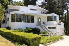 Skinner House by William Kesling, 1937. Silver Lake, Los Angeles, CA.