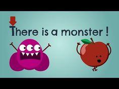 ▶ The Sentence Song ♫♪♫ | Scratch Garden - YouTube